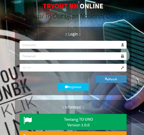 Try Out UN Online